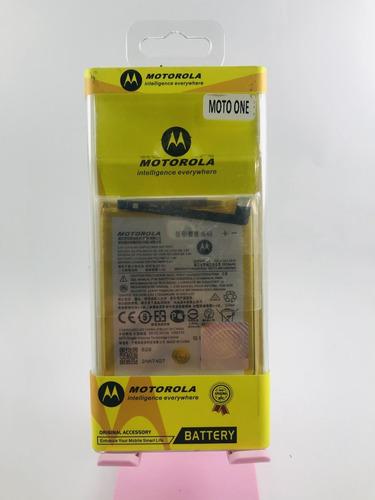 Imagen 1 de 1 de Bateria Original Para Celular Motorola G7 Play