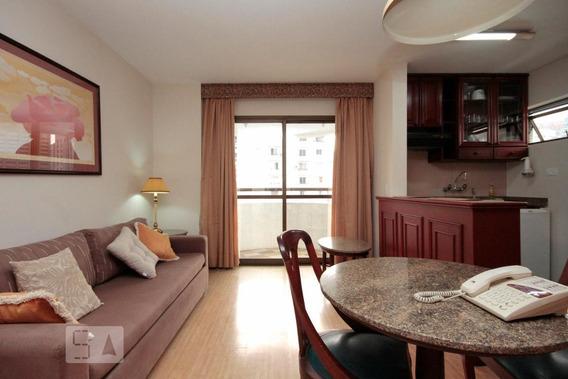 Apartamento Para Aluguel - Bela Vista, 1 Quarto, 54 - 892993514