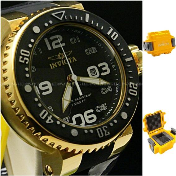 Relógio Invicta Lançamento 21521 Original Maleta.