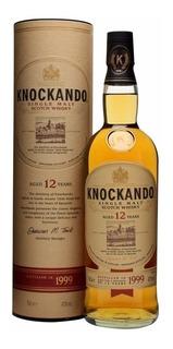Whisky Single Malt Knockando 12 Años Destilado 1999 43% Abv