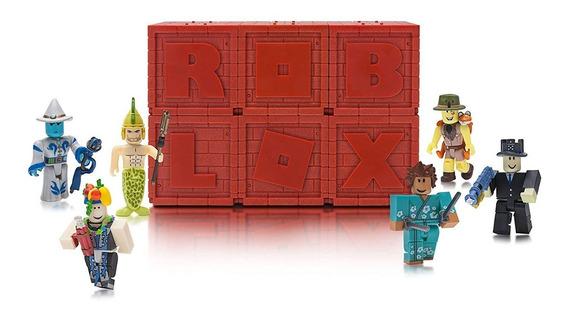 Boneco Roblox Surpresa - Série 4 - Brinquedos Chocolate