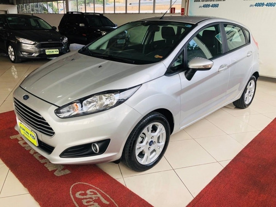 Fiesta 1.6 Sel Hatch 16v Flex 4p Manual 25892km