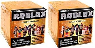 Roblox Black & Caja De La Persiana Oro 2 Cajas