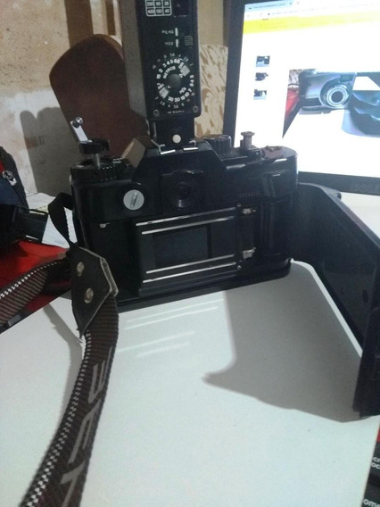 Câmera Fotográfica Analógica - Zenit 122 Xp - Origem: Brasil