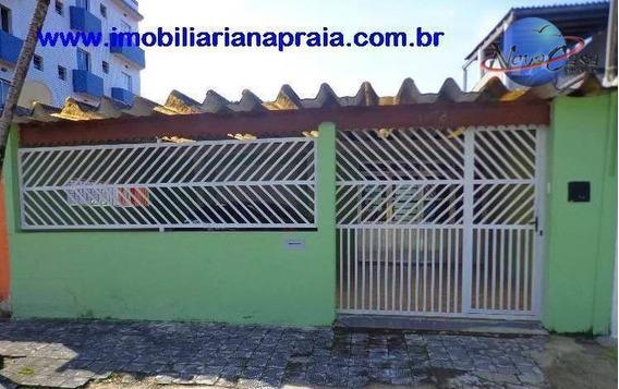 Casa 3 Dormitórios, Vila Mirim, Praia Grande. - Ca3175