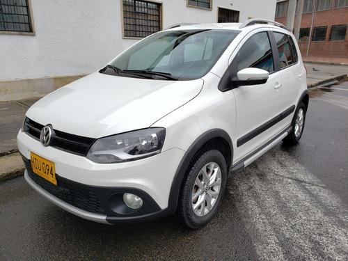 Volkswagen Crossfox 2013 1.6l Mt