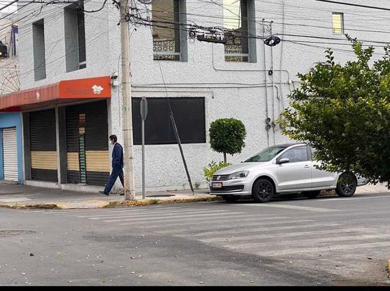 Excelente Local Comercial Esquina Coyoacán-tlalpan