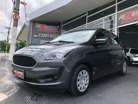 Ford Ka Hatch 2019 Completo 1.0 Flex 23.000 Km Revisado Novo