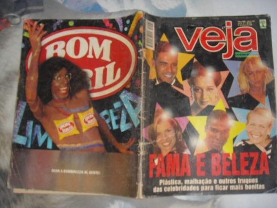 Veja Nº1585 17/02/99 - - Capa Xuxa / Galisteu