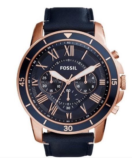 Relógio Fossil Masculino Grant Sport Fs5237/2an
