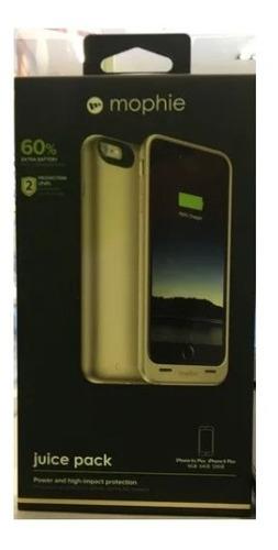 Imagen 1 de 1 de Funda Protector De Carga Mophie Juice Pack iPhone 8/ 7