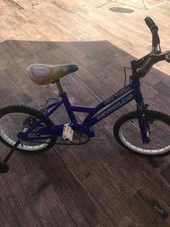 Bicicleta Niño Reynolds