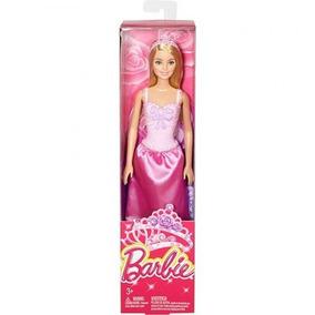 Barbie Princesas Boneca Loira - Mattel Original