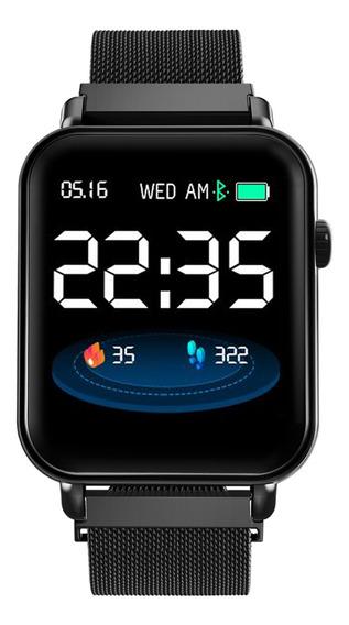 Reloj Inteligente Y6pro De 1.3 Pulgadas Con Pantalla Tft Gra