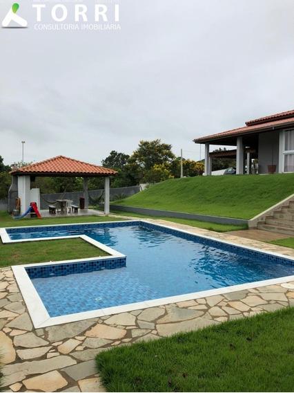 Belíssima Chácara No Condomínio Green Ville Ii - Ch00239 - 68058282