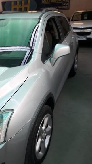 Chevrolet Tracker Awd Ltz 4x4 Automatica Año 2016