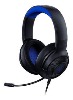 Auriculares Gamer Razer Kraken X For Console Ps4