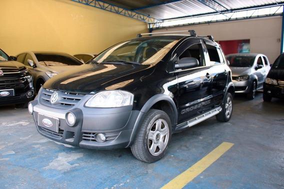 Volkswagen Crossfox 1.6 Completo 2008 - Troco