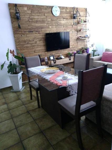 Apartamento Com 2 Dormitórios À Venda, 68 M² Por R$ 320.000,00 - Boa Vista - São Caetano Do Sul/sp - Ap2810