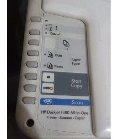 Impresora Hp F380 Multifuncion No Epson Brother Xerox Laser