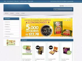b1c47debb Script Loja Virtual Para Graficas - Programas e Software no Mercado ...
