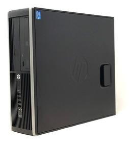 Desktop Hp Elite 8300 Core I7 3.4ghz 8gb Ssd 120gb Wi-fi Dvd