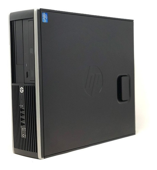 Desktop Hp Elite 8300 Core I7 3.4ghz 8gb Ssd 120gb Wi-fi Dvd