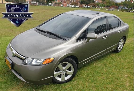 Honda Civic Ex At 1.8 2007