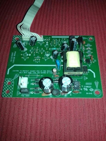 Placa Da Fonte Do Dvd Semp Toshiba Sd7050s