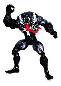 Boneco Action Figure Venom Marvel Legends 18 Cm