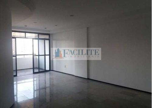 2508 - Apartamento Para Vender, Aeroclube, João Pessoa, Pb - 22757