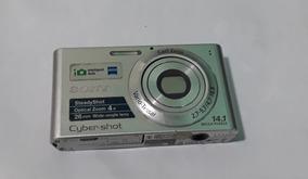Máquina Fotográfica Sony 14.1 Mega Pixels