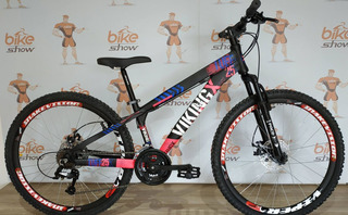 Bicicleta Vikingx Tuff X25 Aro 26 21v - Freio A Disco