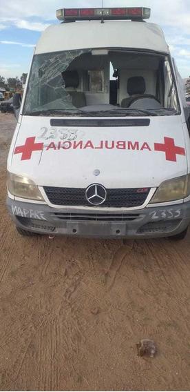 Mercedes Sprinter 2006 Partes Y Refacc Ambulancia