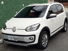 Volkswagen Cross Up Tsi - 2015 / 2016