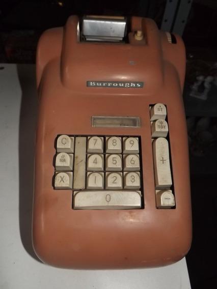 Maquina Calculadora Burroughs #2764