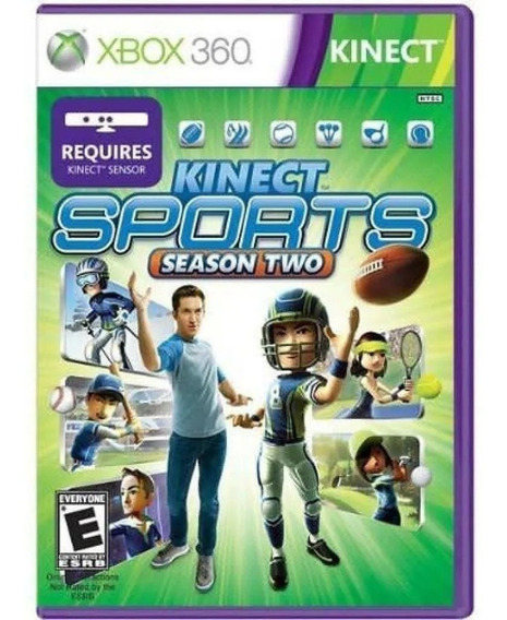 Game Xbox 360 Kinect Sports Season Two -