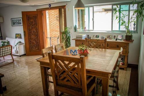 Imagem 1 de 25 de Casa Com 4 Dormitórios À Venda, 210 M² Por R$ 2.100.000,00 - Vila Madalena - São Paulo/sp - Ca1083