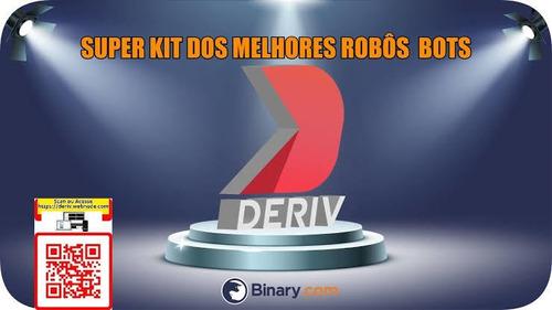 Kit De Robôs Binary Mais De 90 Robôs Pronto Para Trabalhar