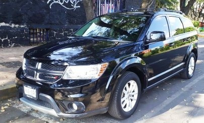 Dodge Journey 2.4 Sxt 7 Pasajeros At 2016