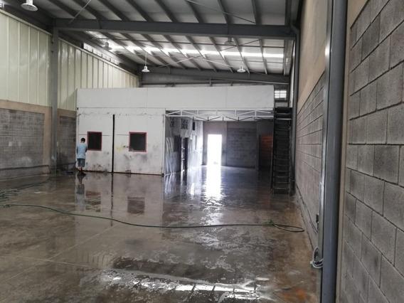 Bodega Industrial Doble Altura En Calle Blancos