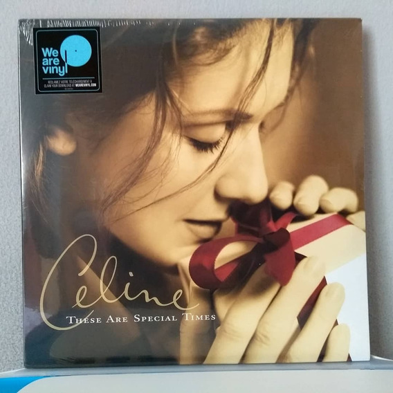 Celine Dion These Are Special Times Pronta Entrega