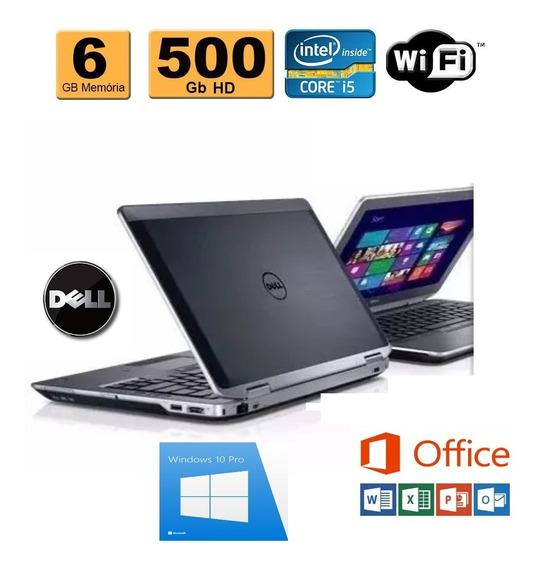 Notebook Dell Latitude E6330 Core I5 Hd 500 6gb
