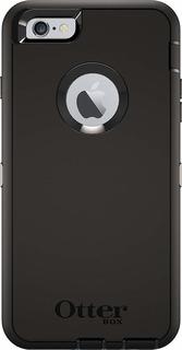 Funda iPhone 6 Plus Tpu/pc Estuche Negro Otwd00
