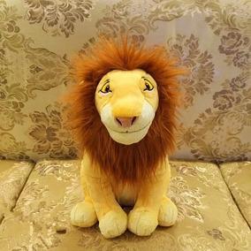 Simba Mufasa 35 Cm Original Disney Store Novo E Etiquetado!