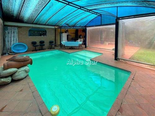 Excelente Casa, Comercial, Residencial, Venda E Locação - Miolo Da Granja - Cotia/sp - Ca3541
