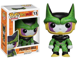 Funko Pop Perfect Cell #13 Dragon Ball Z Original