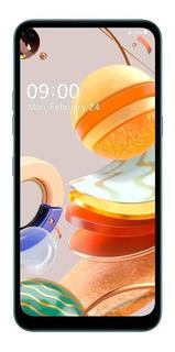 LG K61 Dual SIM 128 GB Branco 4 GB RAM