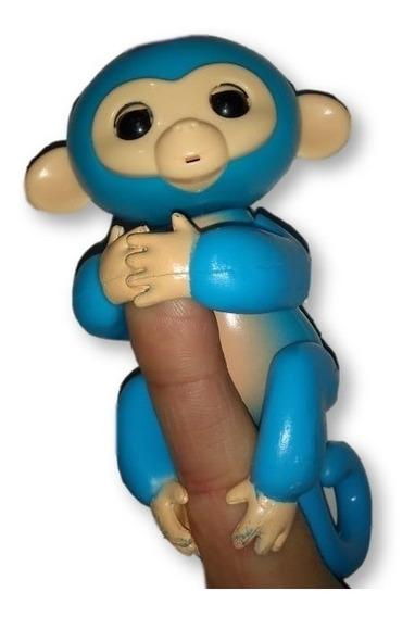 Lindos Agarradinhos Macaquinho Monkey Baby Falantes
