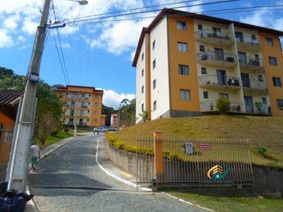 Apartamento A Venda No Bairro Olaria Em Nova Friburgo - Rj. - Av-154-1